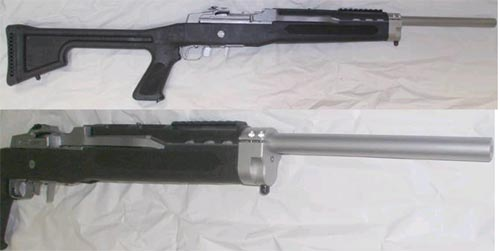 Accuracy Systems Inc Custom Mini 14 Mini 30 Rifle